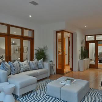 Mitcham House Portfolio - Joy By Design – Decorator & Professional Organiser - Knysna
