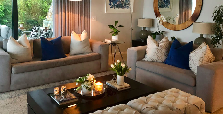 Residential Services - Joy By Design – Decorator & Professional Organiser - Knysna