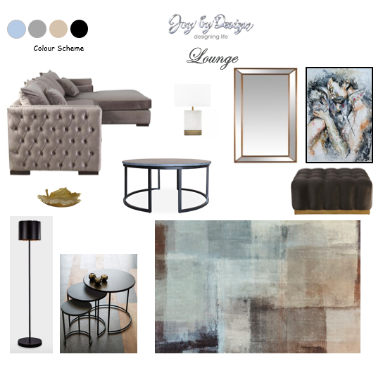 Services - Joy By Design – Decorator & Professional Organiser - Knysna