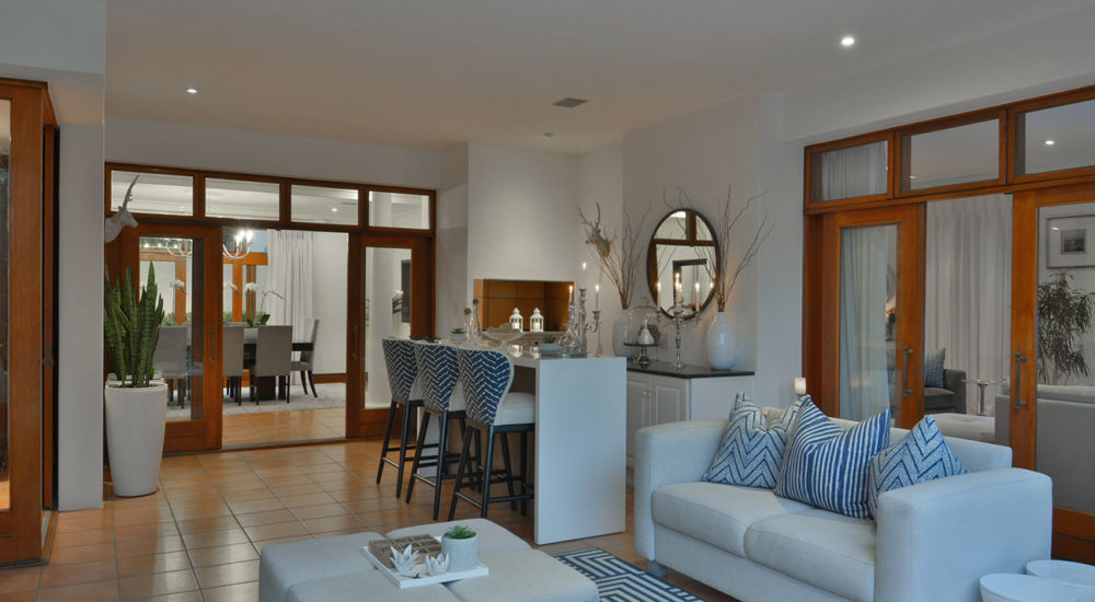 Mitcham House Project Portfolio - Joy By Design – Decorator & Professional Organiser - Knysna